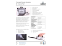 Concept Smoke Systems Air Trace S MK2 - Specification Sheet
