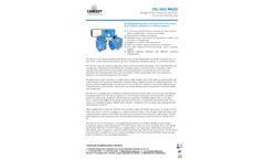 CEL-022 MkIII Single Pass Opacity Monitor, Measures 0-100% Opacity - Data Sheet