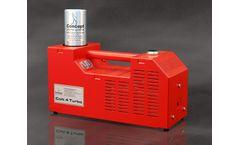 Concept - Model Colt Turbo 4 - Portable Smoke Generator