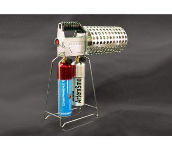 Concept - Model Artem - Portable Smoke Generator