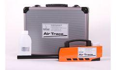 Concept - Model Air Trace MK2 - Handheld Battery Smoke Machine