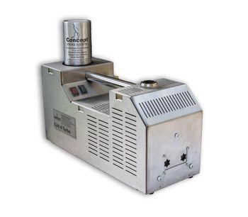 Concept - Model Colt 4 - Twin Turbo Portable Smoke Generator