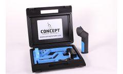 Concept - Flow Check Instrument