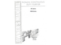 PC-PCM Series Manual
