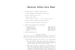 VERI-DRY 40+ MSDS