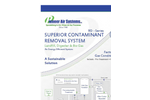 RD - Series - Superior Contaminant Removal System Brochure