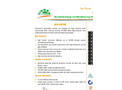 Model AS-6M30 (240-275W) 40mm TUV - Photovoltaic Solar Module Brochure