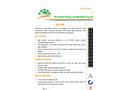 Model AS-5M (185-210W) 46mm TUV - Photovoltaic Solar Module Datasheet