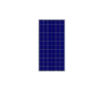 Amerisolar - Model AS-6P (285W-315W) 50mm MCS - Photovoltaic Solar Module