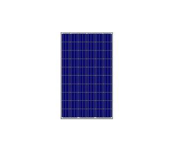 Amerisolar - Model AS-EU-6P30 - Photovoltaic Solar Module