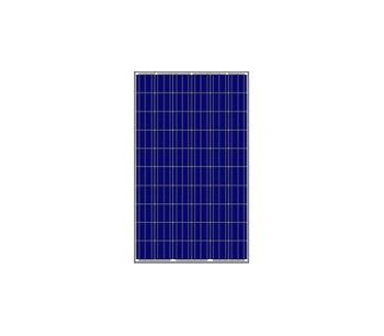 Amerisolar - Model AS-6P30 (235W-265W) 40mm MCS - Photovoltaic Solar Module