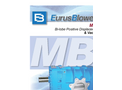 Eurus - Series MB - Positive Displacement Blower - Brochure