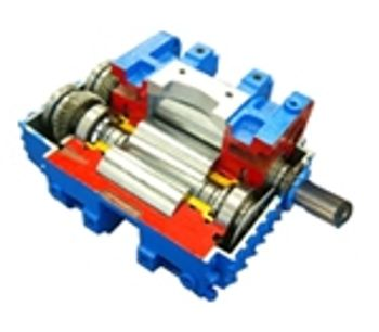 Eurus - Model Series MB - Positive Displacement Blower