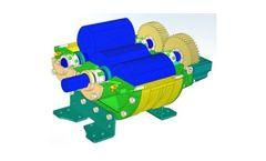 Eurus - Model Series ZZ - Positive Displacement Blower