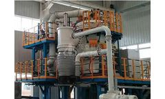 ACME - Vertical Double Chamber Vacuum Gas Cooling Oil Quenching Furnace