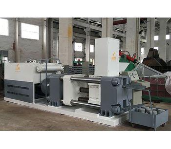Metal recycling equipment for Aluminum processing industry - Metal - Aluminium-4