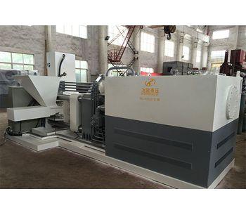 Metal recycling equipment for Aluminum processing industry - Metal - Aluminium-2