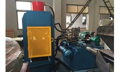 Ecohydraulic - Model SBJ-150B - Briquetting Press