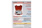 FlashRES - Model 96 - Resistivity/IP Meter Brochure