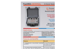 FlashSeis - Model 48 - 48 Channel Seismic Data Acquisition System Brochure