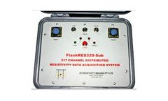 FlashRES - Model 320 - Resistivity/IP System