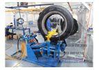 Model KTJ-B Series - Tire Inspection Spreader for Truck & Bus Tires