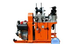 Model QWY-30 - Light Drilling Machine
