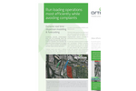 Ortelium – Real time dispersion modelling and odour impact analysis
