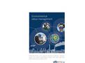 Environmental odour management