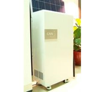 Can Solar - Solar Power Bank for Home