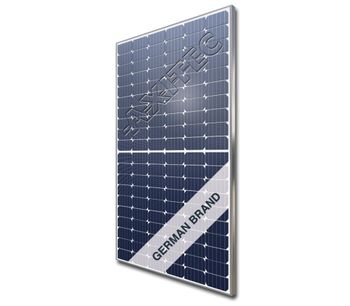 AXIpremium - Model X HC - 360 - 380 Wp - Monocrystalline Solar Module