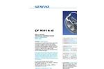 Model CV10/S1 - S2 - Check Valves Brochure
