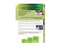 Sustainability Learning Centre Company Profile Brochure