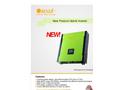Omniksol - Model 2k/2.5k/3k-TL3-S-NS - Single Phase Inverter Brochure