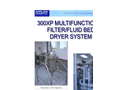 ACT - Model 300XP - Multifunction Filter/Fluid Bed Dryer System - Brochure