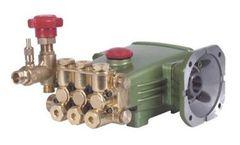 Model LP22 Series - Triplex Plunger Pump