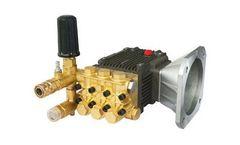 Model LP18 Series - Triplex Plunger Pump