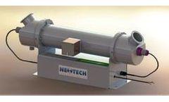 Quad Barrier - Model Plus - UV Disinfection System