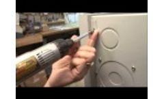 MidNite Solar`s Battery Enclosures - Video
