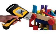Model Delta - Consumer Safety and RoHS Handheld XRF Analyzer