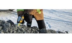 Model Delta - Mining and Geochemistry Handheld XRF Analyzer