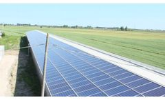 KPV Solar - In-Roof PV Power Plant - Video