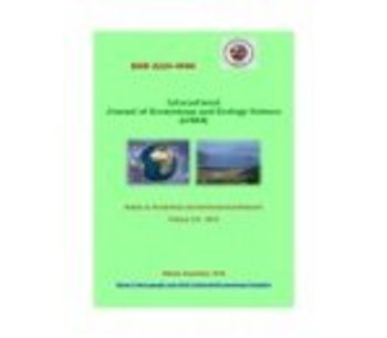 International Journal Of Ecosystems And Ecology Science