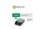 ABC - Model ALGS - Small Moisture Analyser Brochure