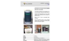 Eco Farmaco - Model 1109110 - Hazardous Domestic Waste Container Bins Brochure