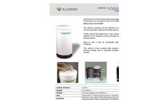 Eco Farmaco - Model 1109111 - Hazardous Domestic Waste Wheels Container Bins Brochure