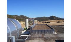Aerobic fermentation systems for the municipal solid waste treatment plants