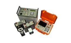 Model AIE-2 - TEM-TDIP Measuring System