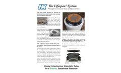 Lifespan - Watertight System - Brochure
