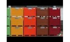 Morandin Products Containers Video